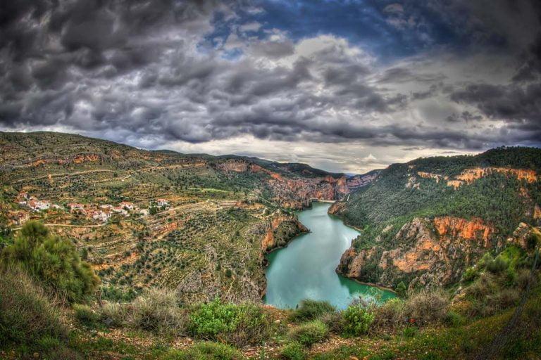 Motivo de Pesca Tablas Solunares de Albacete