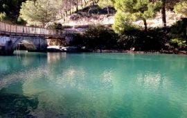 Motivo de Pesca Tablas Solunares de Cuenca