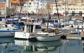 Motivo de Pesca.Tablas Solunares de El Puerto de Santa María