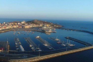 Vista General del Vista-General-Puerto-de-Camariñas