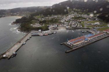 Vista General del Vista-General-Puerto-de-Celeiro