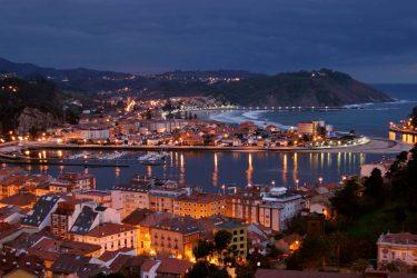 Vista General del Vista-General-Puerto-de-Ribadesella