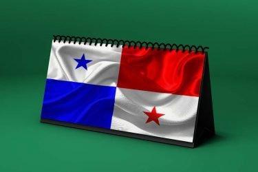 Calendario lunar octubre de 2020 en Panamá