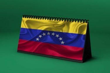 Calendario lunar agosto de 2020 en Venezuela
