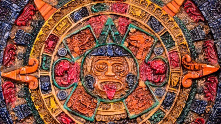 Imagen de Calendario Maya