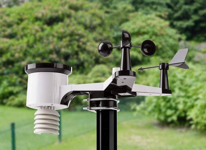 Estación de Meteorología Galicia
