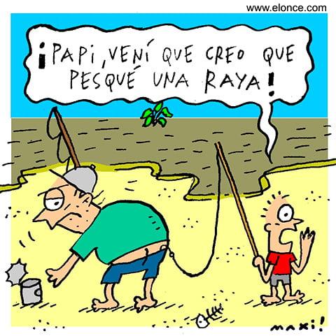 Humor de Pesca Abril 2021 by Maxi!