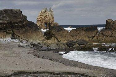 Vista general de Playa de Portizuelo