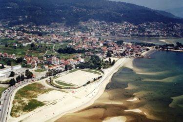 Vista general de Playa de San bartolo