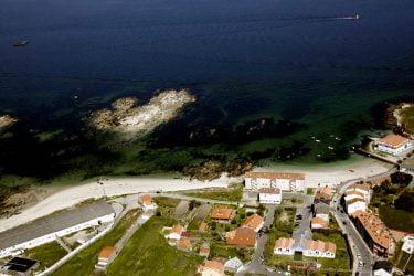 Vista general de Praia De Rons