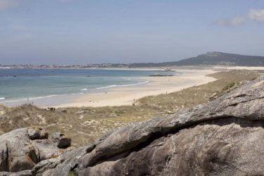 Vista general de Praia da Lagoa