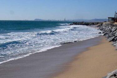 playa para Pescar en A Coruña