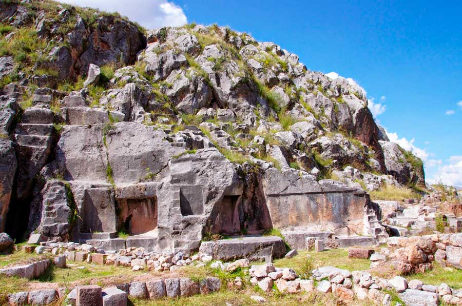 Calendario Lunar de Perú. Templo de la Luna